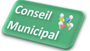 Information : Convocation du conseil Municipal