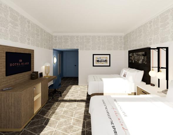 hotel blake - chicago, il