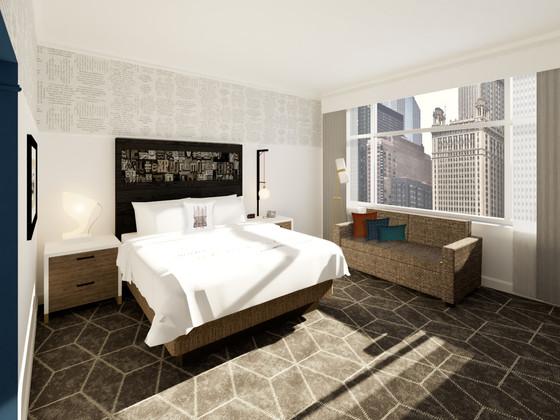 Hotel Blake | Finished Product