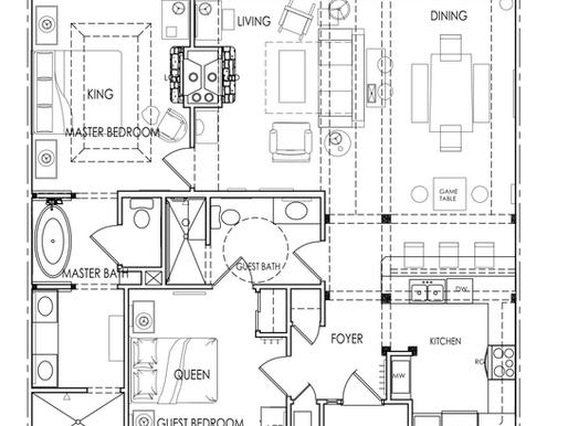Indian Creek Lodge | Design Process