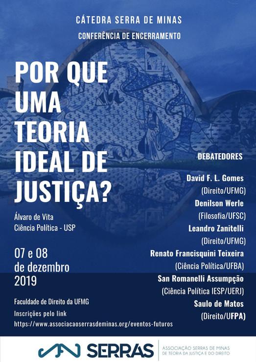 Divulgação Cátedra Serras de Minas (2019