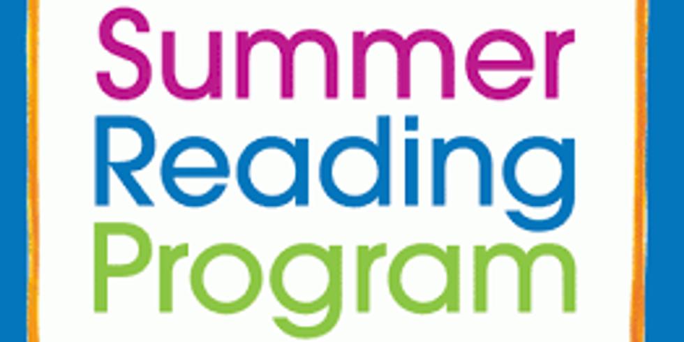"Justin Summer Reading Program-""Universe of Stories"""