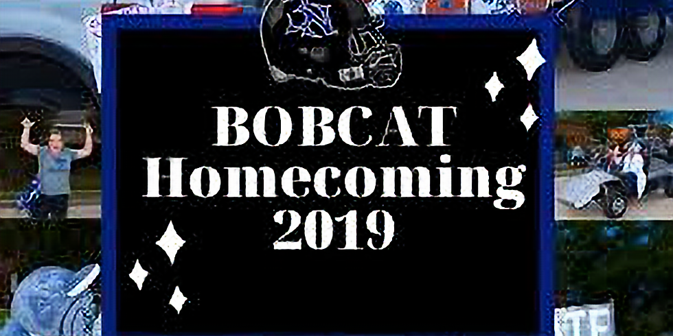 Homecoming Parade– Wednesday, October 2