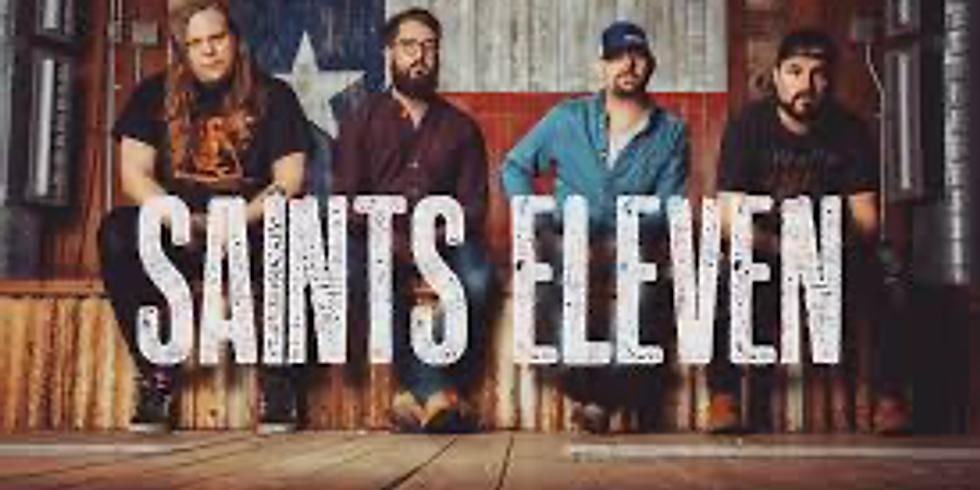 The Mule Barn- Saints Eleven