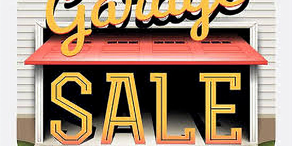 Briarwyck Garage Sale