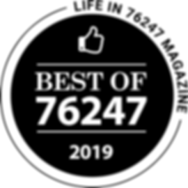 2019 Best of 76247 Magazine Graphic EXP