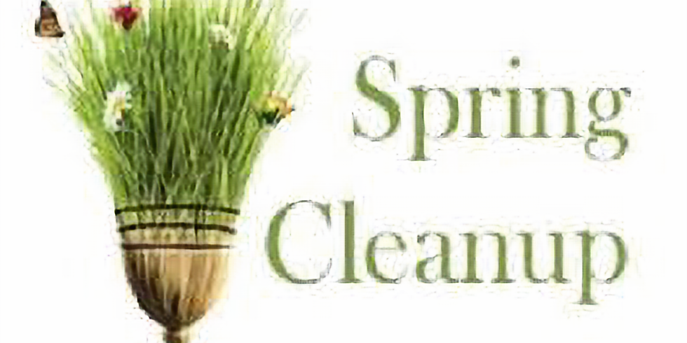 Annual Spring Cleanup- Bartonville, TX