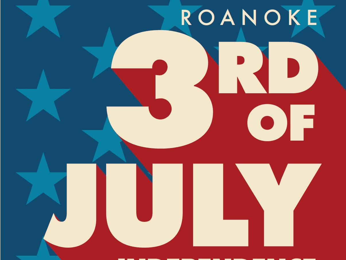 Roanoke's 3rd of July Independence Day Celebration
