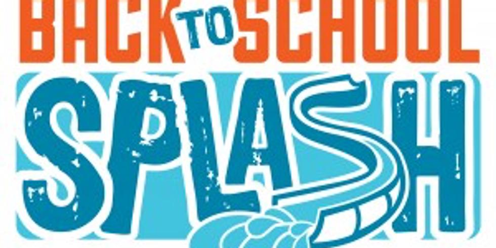 CT Summer Nights- Back to School Splash