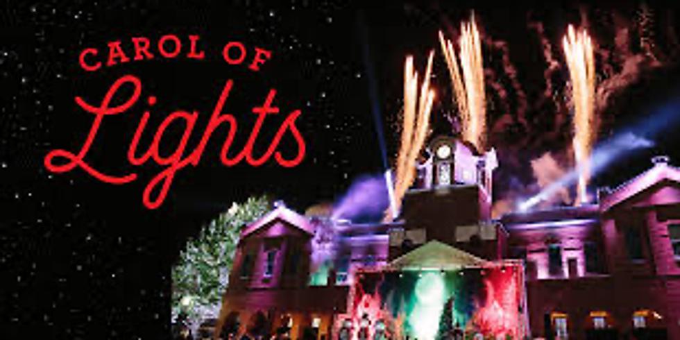 32nd Annual Carol of Lights-Grapevine