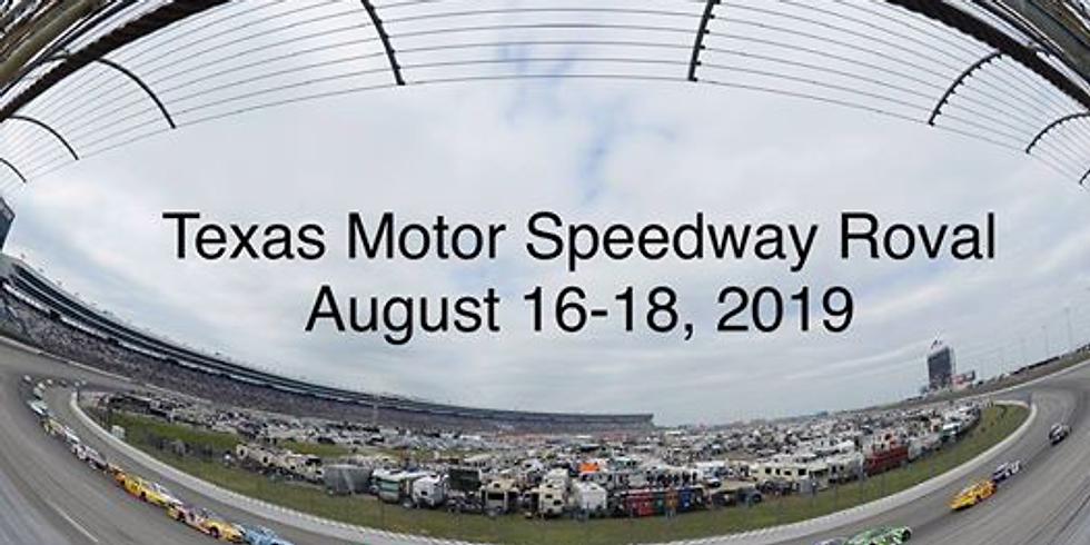 Texas Motor Speedway Roval