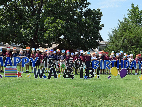 Pursuing Excellence: Westlake Academy's successes this school year