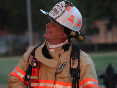 """Chief Jack """"""""J."""" Taylor Trophy Club Fire Department"""