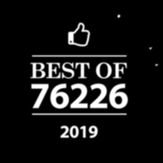 2019 Best of 76226 Magazine Graphic EXP