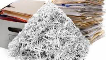 Paper Shredding Day