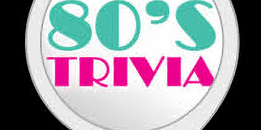 Twisted Root Trivia 80's Night