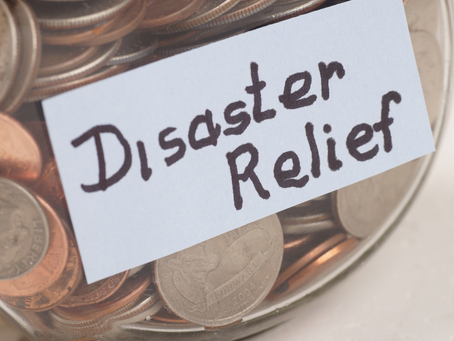 Disaster Relief Payments to Employees