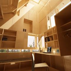 ClipHut Cabin Office _ Interior 2