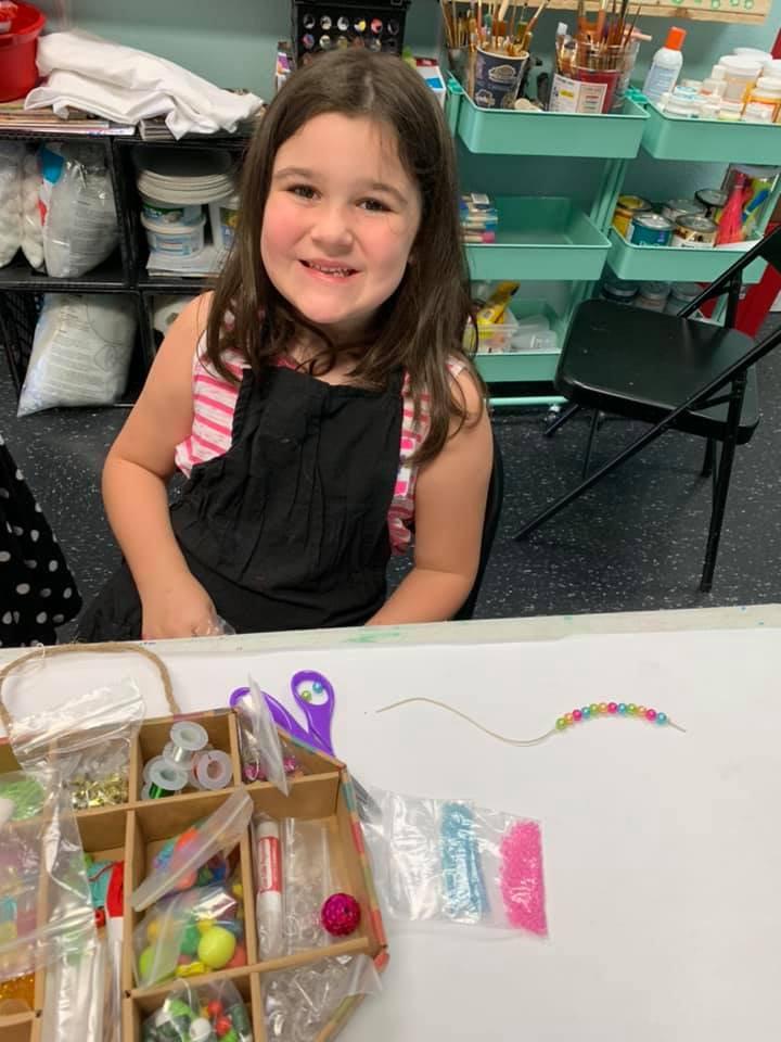 Elementary Age Creative Art Workshops