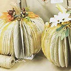 Paper Pumpkin Craft Class Crafticity South Carolina
