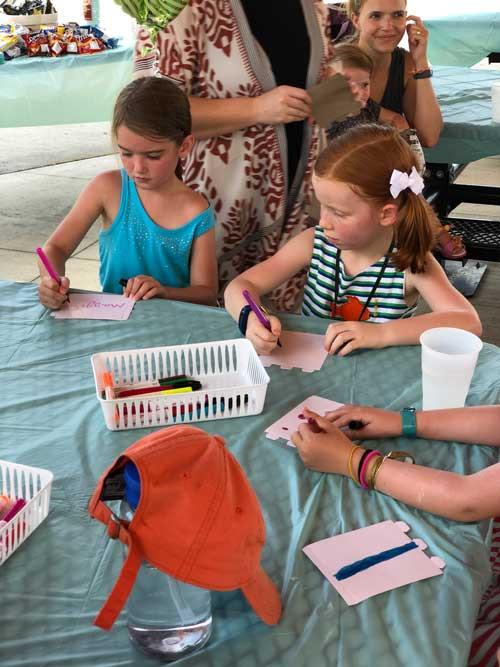 Private Event Kids Kaleidescope Craft Class Crafticity