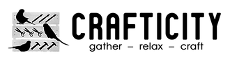 Logo Crafticity - Craft Classes Greenville SC
