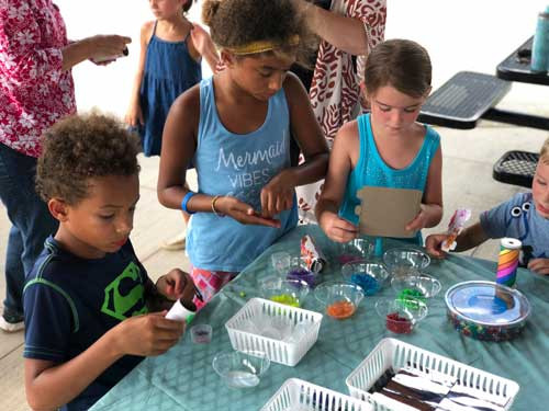 Private Event Kids Beads Crafticity