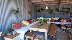 Morrocan room harem hangout pallet wood furniture hunter gatherers4