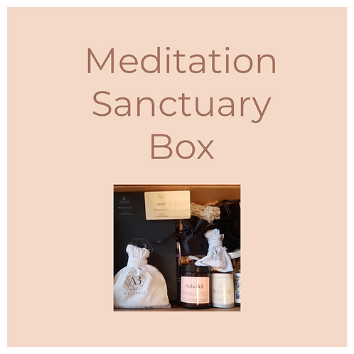 Home Cleansing Wind Down Meditation Gift Box