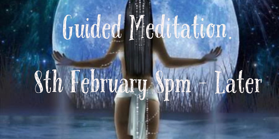 Full Moon Gong Bath Guided Meditation and Cacao Cermoney