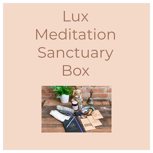 Lux Meditiation Sanctuary Box