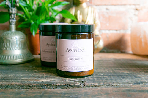 AB Lavender Candle 180ml