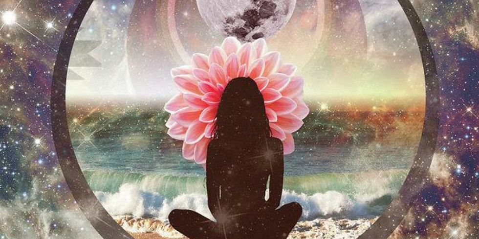 Online Guided Meditation & Gong Healing