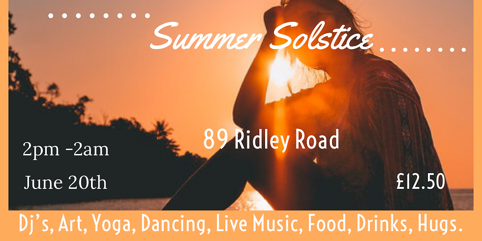Summer Solstice @House of Gong