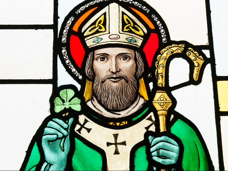 IRELAND'S FRENCH CONNECTION - From St. Patrick to the Irish Tricolor