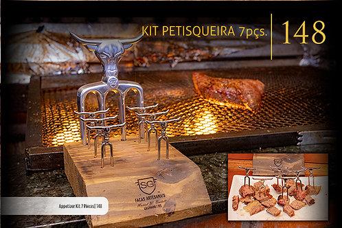 Kit Petisqueira 7pçs