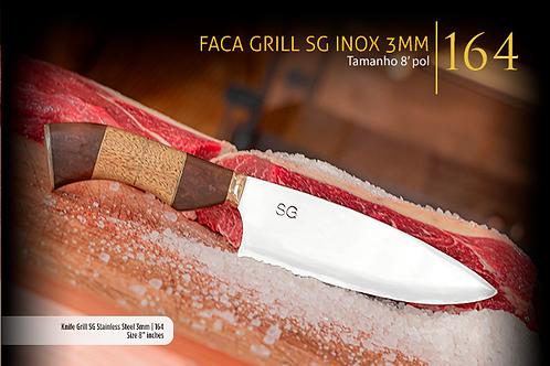 Faca Grill SG INOX 3mm