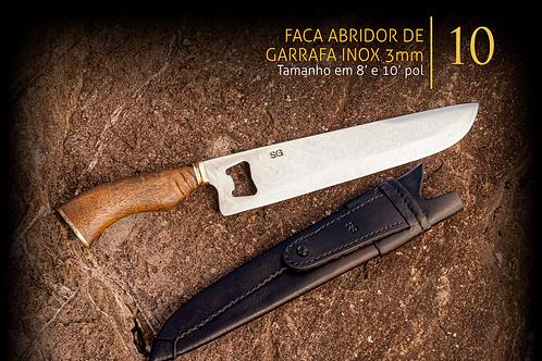 FACA ABRIDOR DE GARRAFA