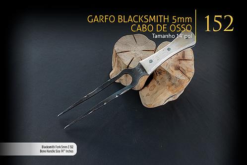 Garfo Blacksmith 5mm - Cabo de Osso
