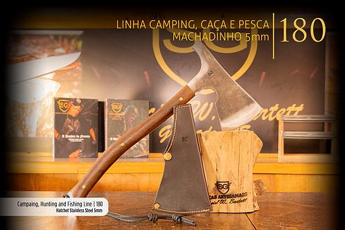 Linha Camping, Caça e Pesca - Machadinho 5mm