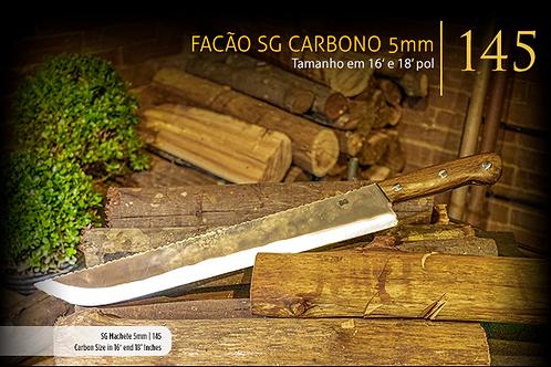 FACÃO SG CARBONO 5MM