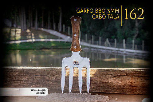 Garfo BBQ 3mm - Cabo Tala