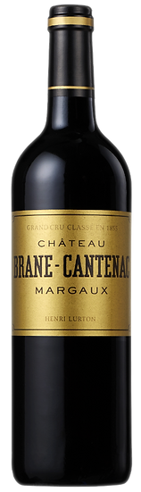 Chateau Brane-Cantenac, Margaux, France 2012