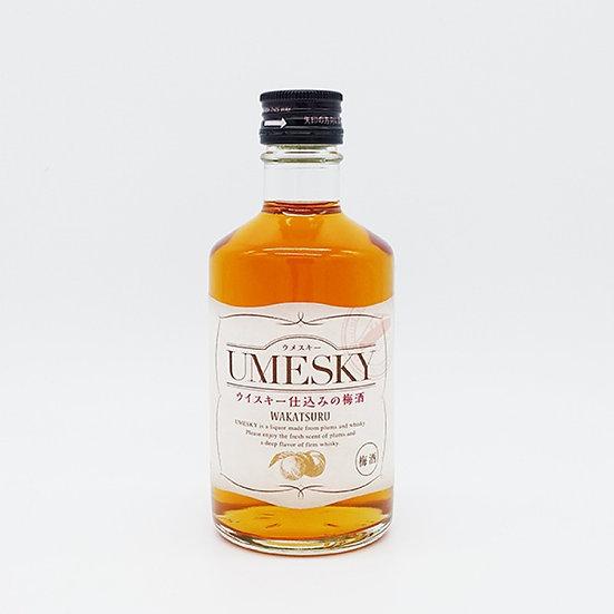 UMESKY 若鶴梅子威士忌 (300 ml)