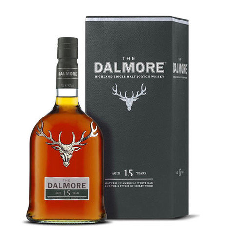 Dalmore 15 Year Old Single Malt Scotch Whisky