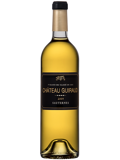 Chateau Guiraud, Sauternes, France 2009
