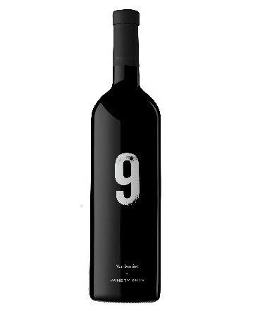 Winery Arts Exclusive No. 9 Vino de la Tierra de Ribera del Queiles, Spain 2009