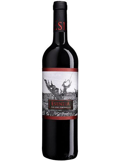 Esenzia Tempranillo Old Vine, Spain 2015