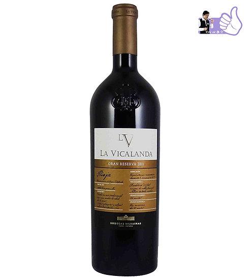 La Vicalanda Gran Reserva 2012 Rioja