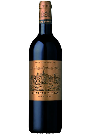 Chateau d'Issan, Margaux, France 2012